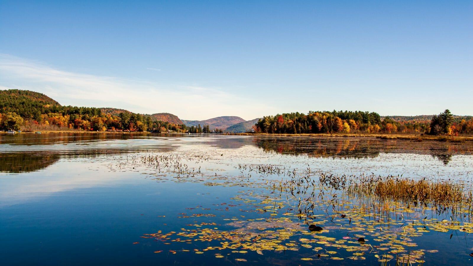 Brant Lake Adirondack Photograph