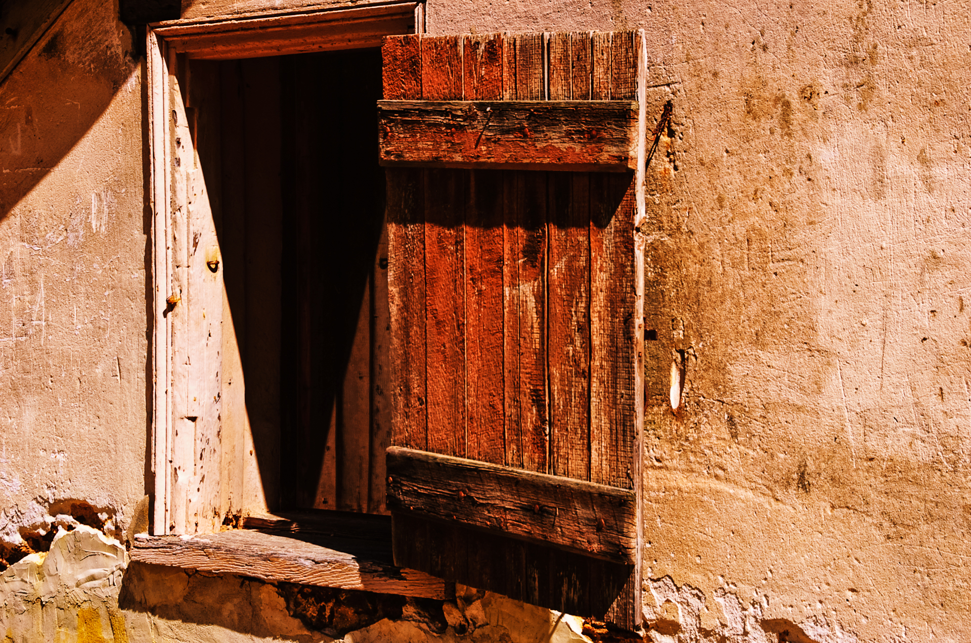 old-door-batsto-photograph
