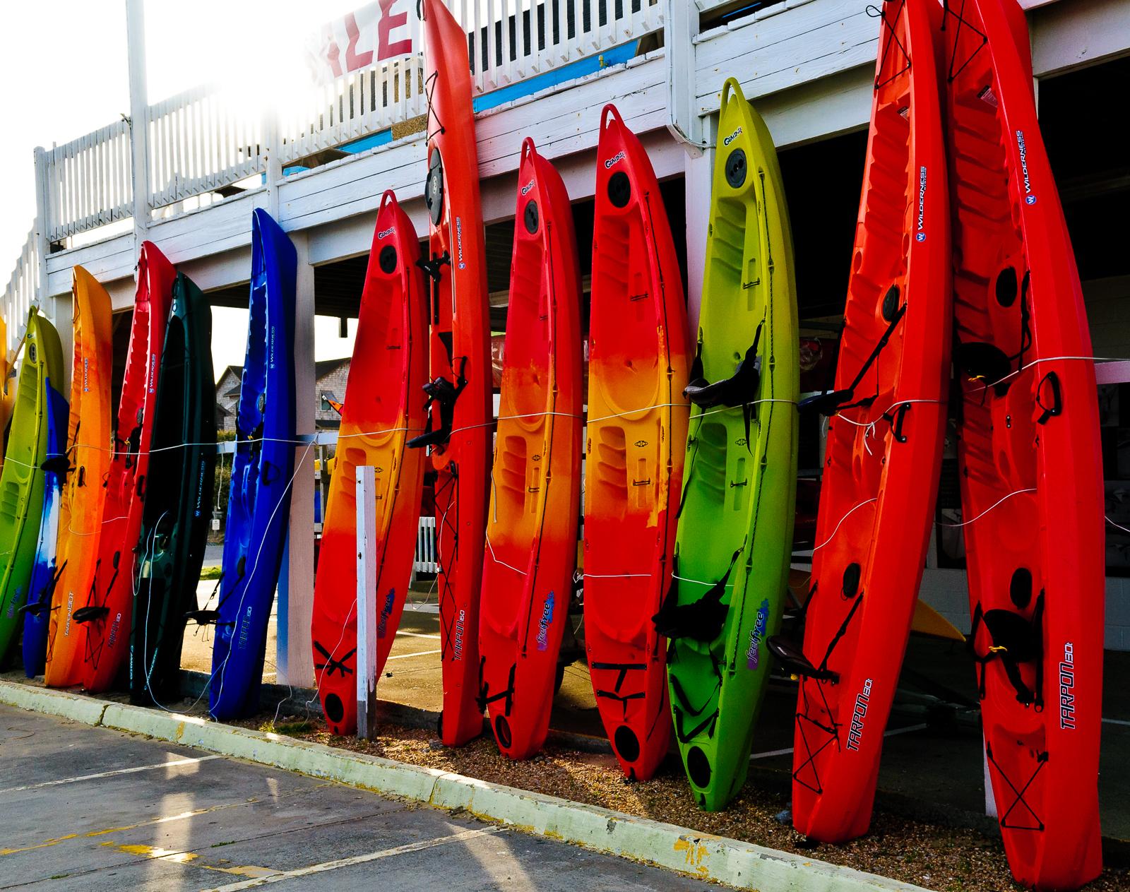 kayaks -7147
