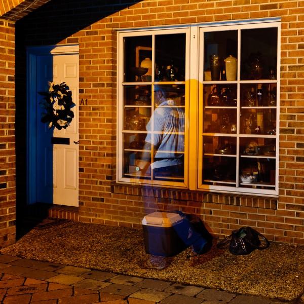 Ghost in Haddonfield NJ