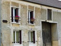 street photoraph from nozay-france