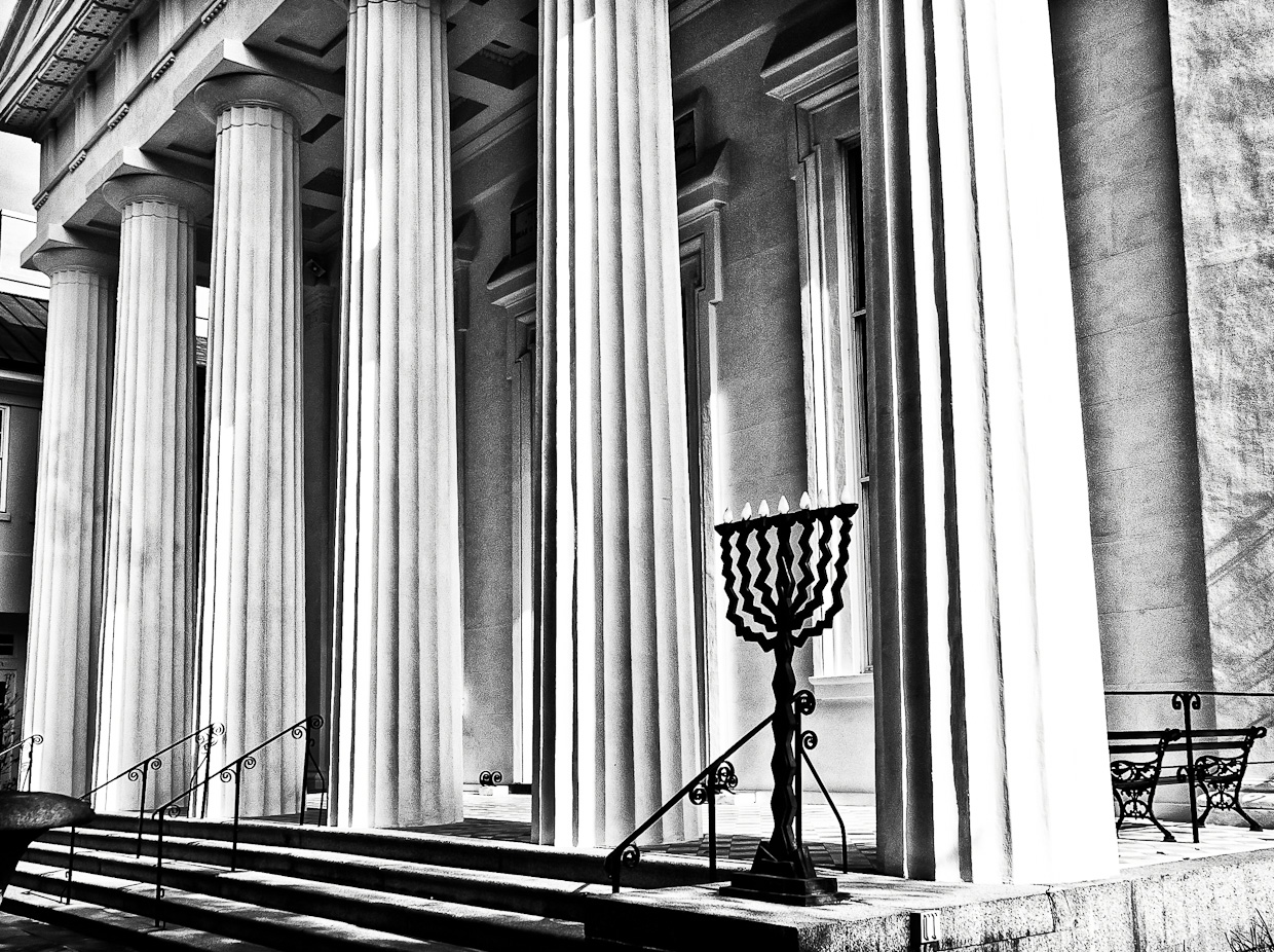 synagogue charleston sc