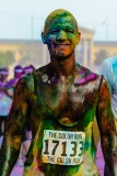 colored runner