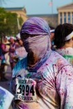 masked color runner