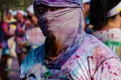 masked color runner