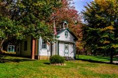 one-room-school house