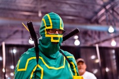 green-man-comic-con