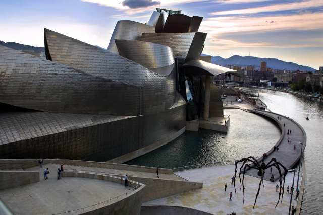 SPAIN-GUGGENHEIM-BOURGEOIS