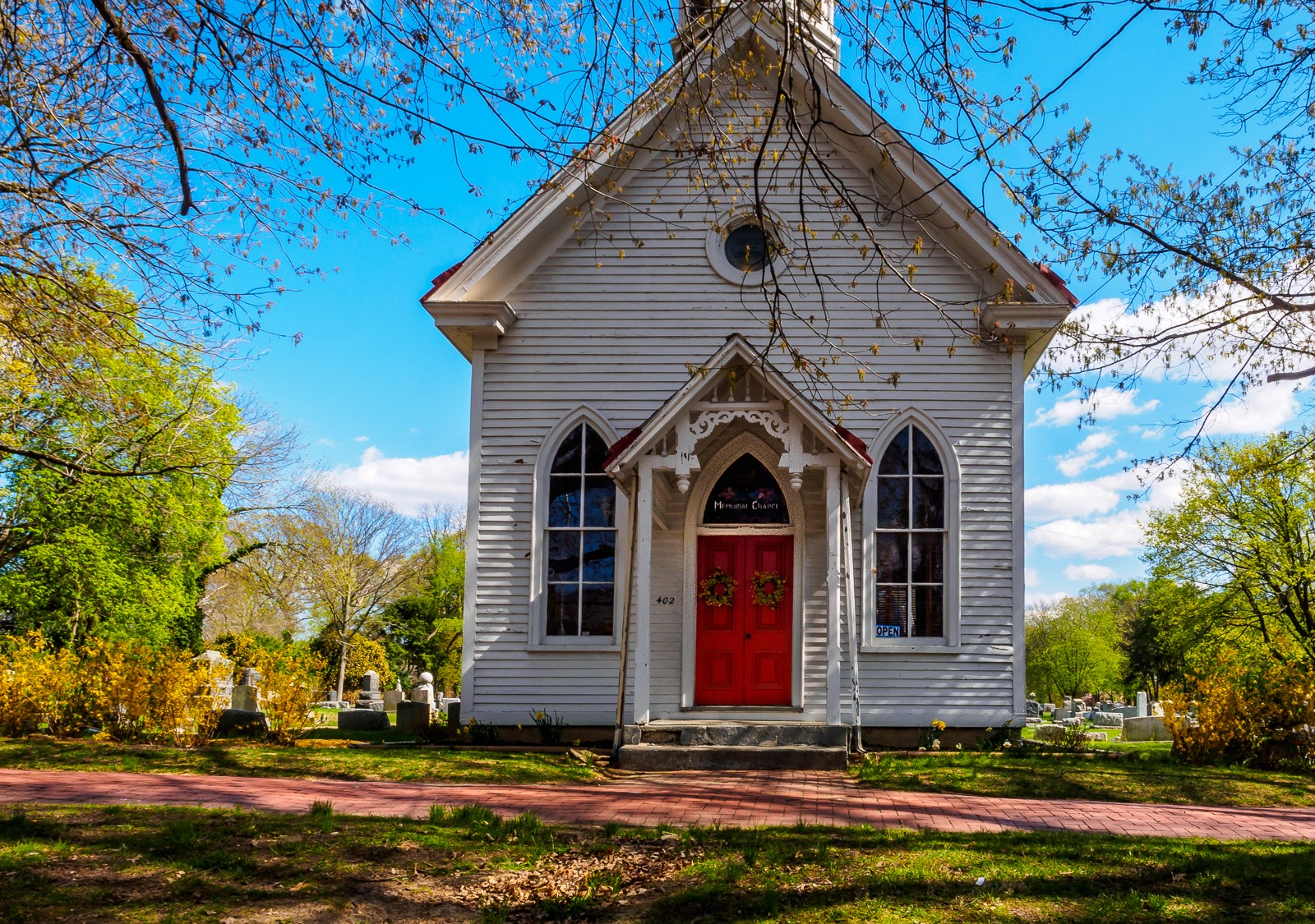 Old Church at Hopkins Pond area-5219