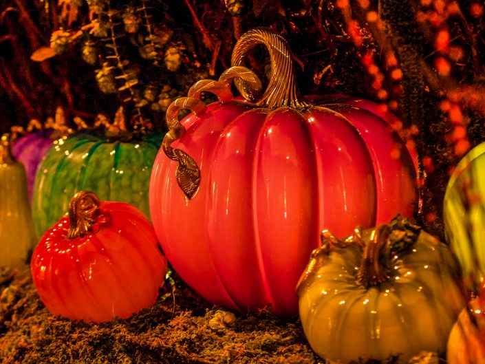 Pumpkin Glass Art Gallery