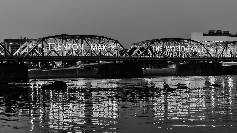 B abd w of Trenton makes bridge photo