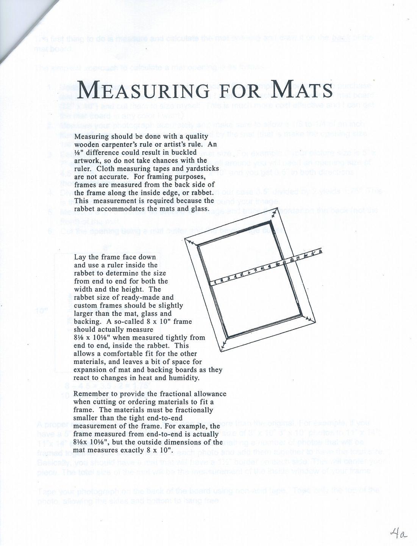 mat-cutting-101