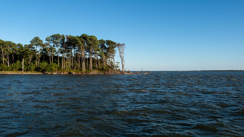 chincoteague Island end point photo
