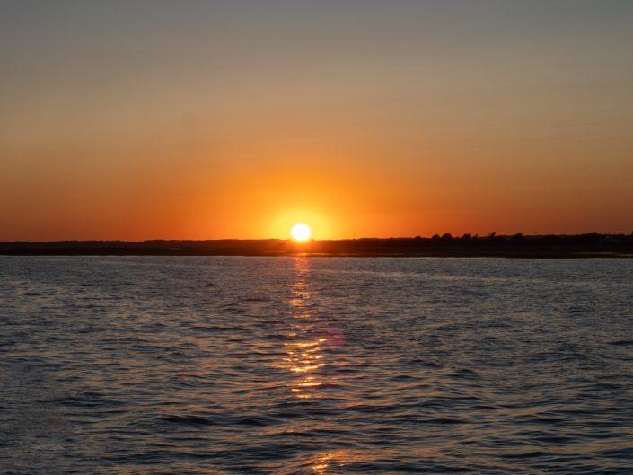 chincoteague-Island sunset Photo
