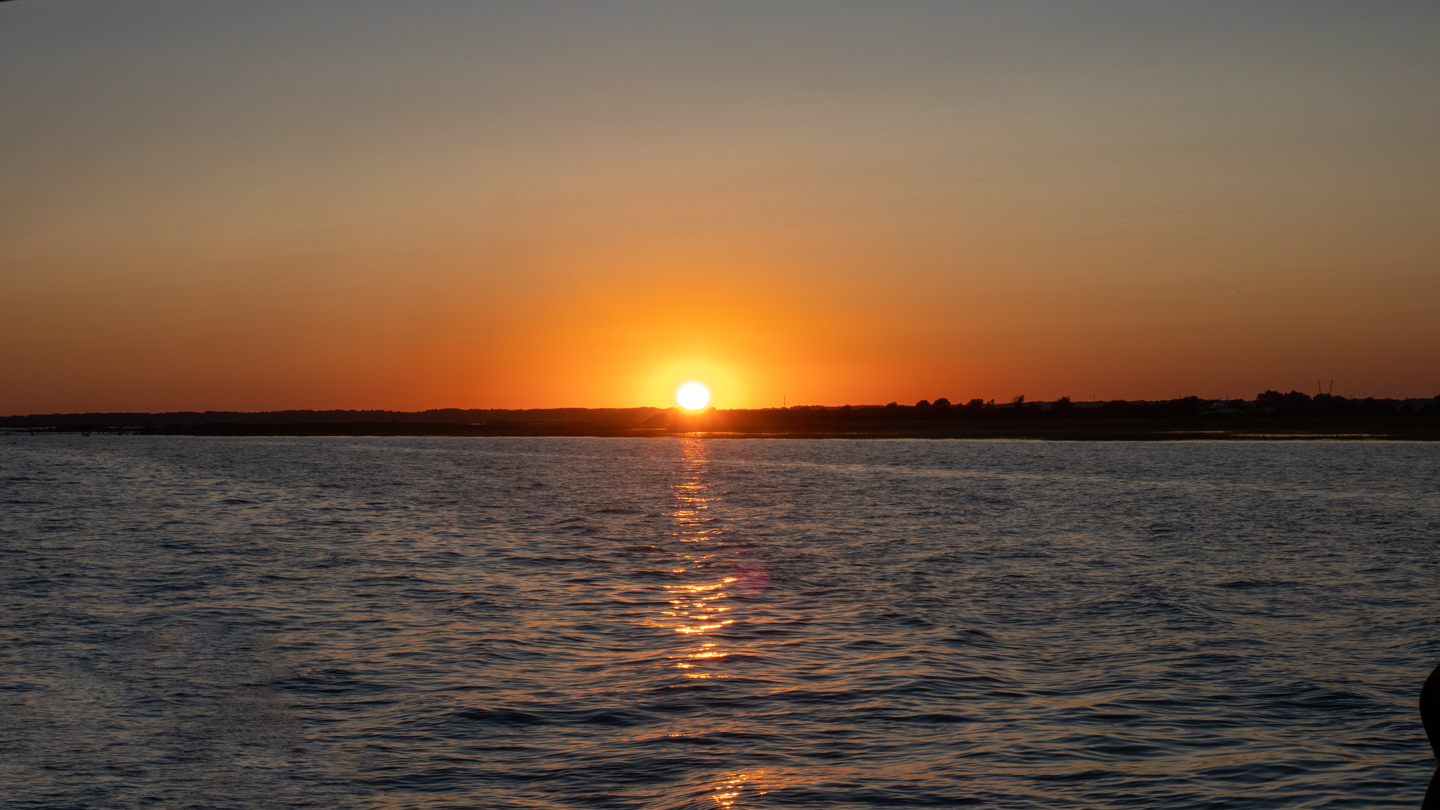 chincoteague-Island sunset Photo