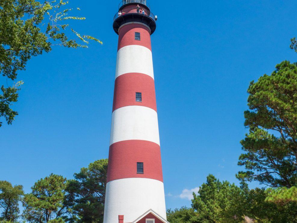 Assateague island Lighthouse Photo