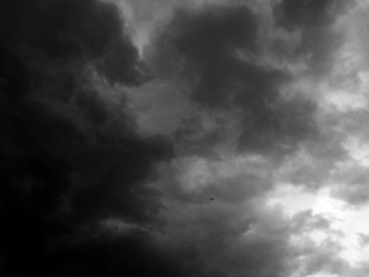 Storm Clouds Mount Laurel