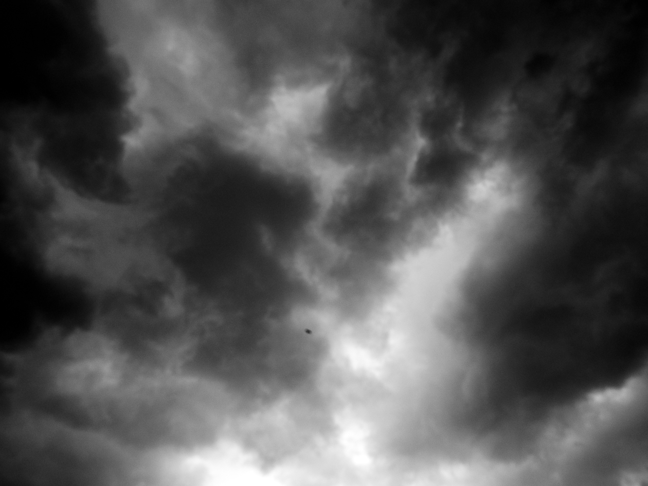 Major storm-clouds photo