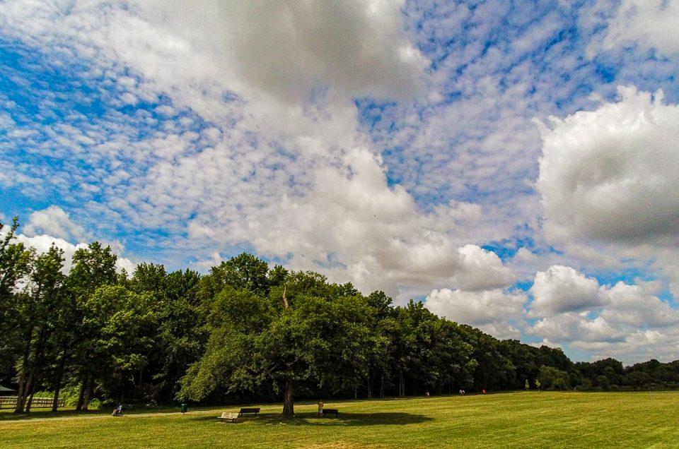 Aerial Cloud Photographs