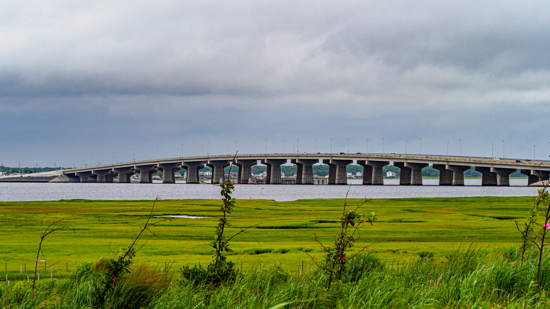 barnegat bay bridge photo
