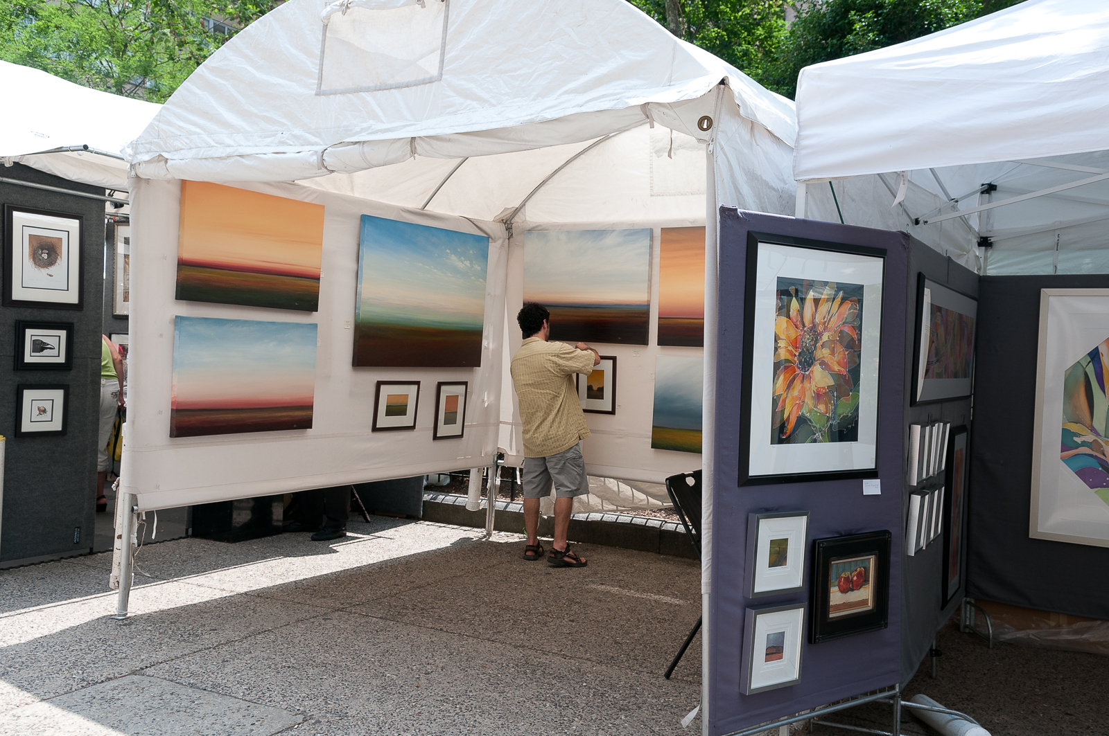 Rittenhouse Art Show