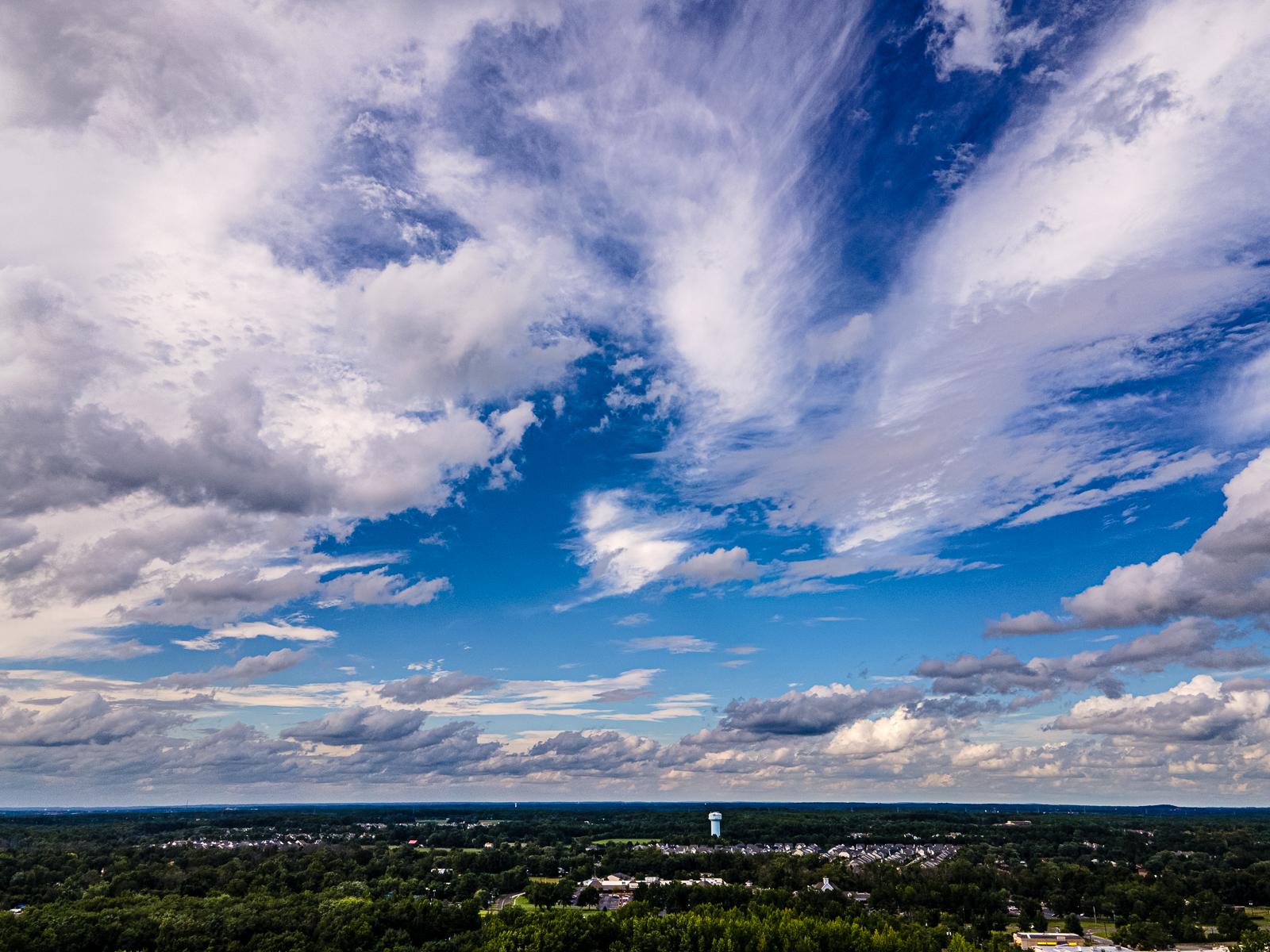 Cloudscapes Phtograph