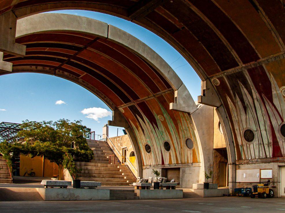 Arcosanti City of the Future